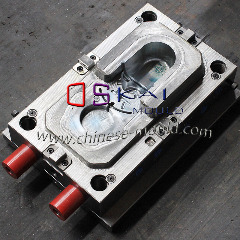 HDPE Material Feeder Parts Family Mould