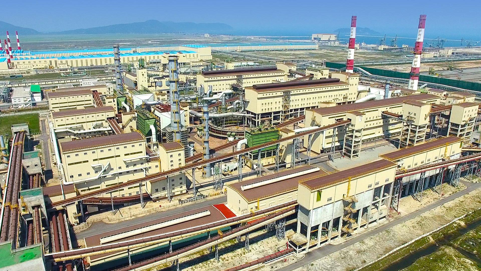 致力于让冶金工业更环保、人类家园更清洁、城市生活更美好