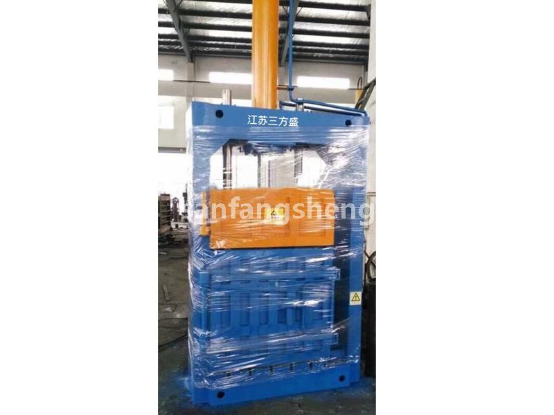 Y82-100FZ Waste plastic/cotton/waste paper packager
