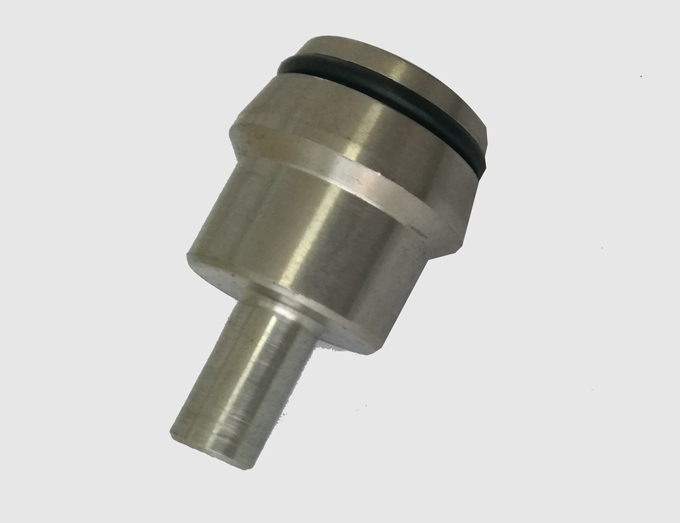 Welded reducer with O-ring