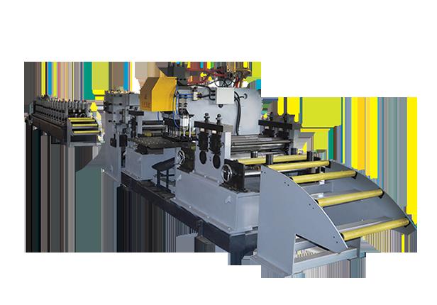 SBL系列數控沖孔輥壓生產線
