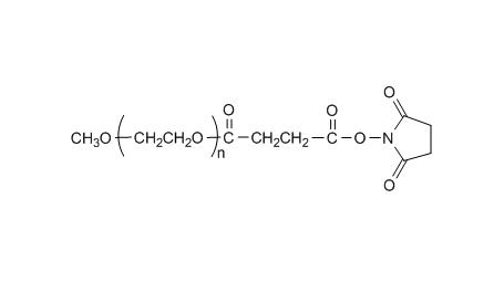 Methoxy PEG Succinimidyl Succinate