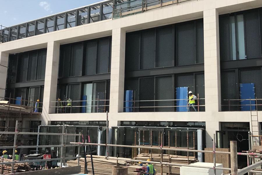 多哈中心项目2期