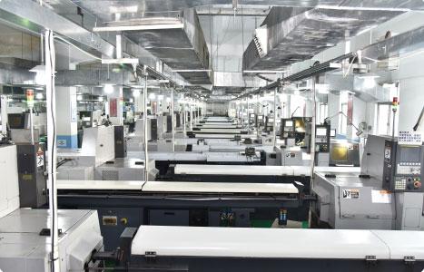 總公司CNC生產車間