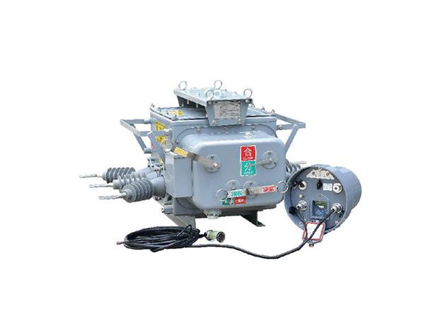 户外高压智能分解真空断路器ZW20-12F