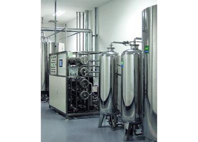 純水設備功能特點