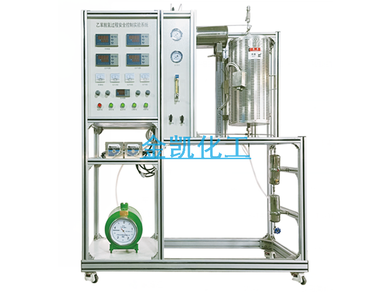 乙苯脫氫制苯乙烯實驗裝置