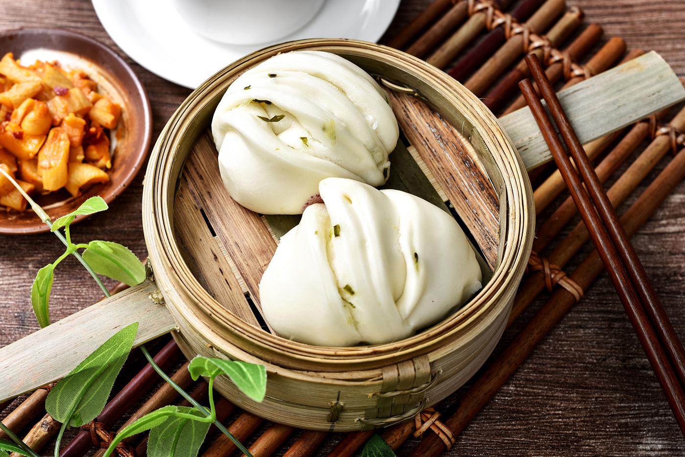 中式面點--香蔥花卷