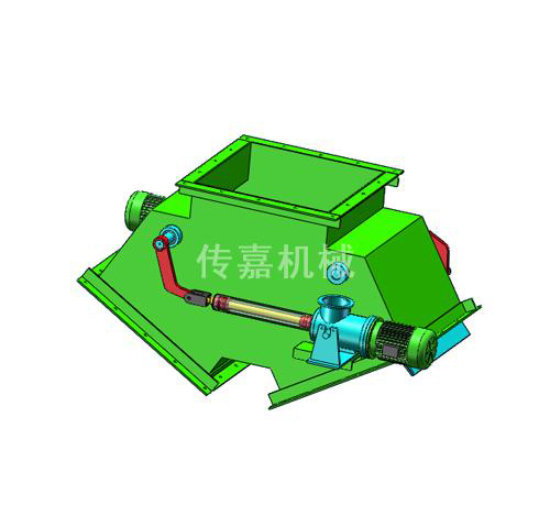 DSF型電液動三通分斜器