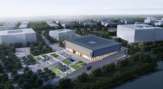 京山博物館建設工程項目