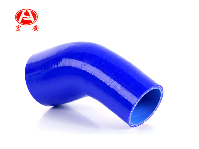 45 Degree Silicone Reducer Elbow Hose