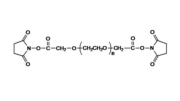 PEG (Succinimidyl Carboxymethyl Ester)2