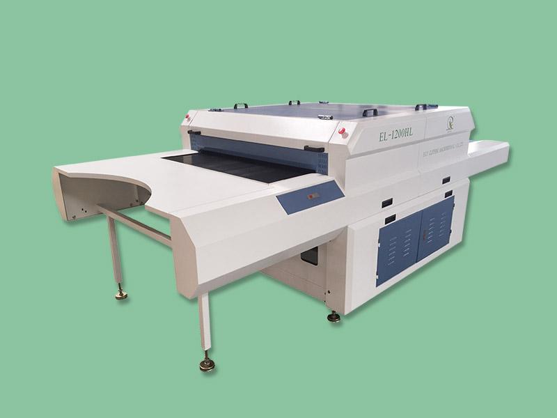 EL-1200HL直线式大辊加压粘合机