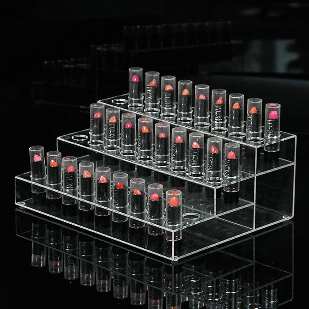 亞克力化妝品展示架收納盒