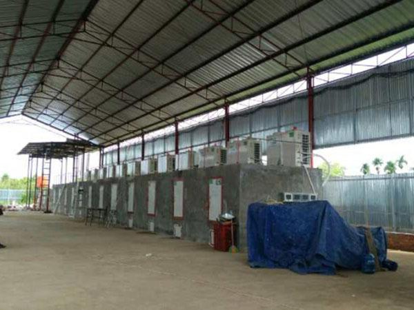 印尼雅加達檳榔青果烘干機應用案例
