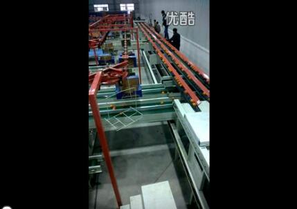 宜昌新豐機電出口設備調試現場
