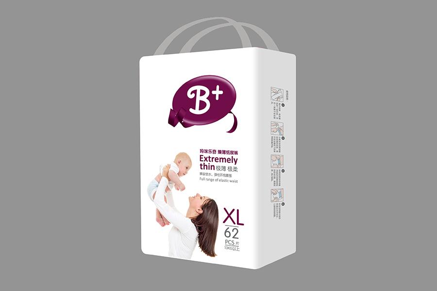 B+紙尿片 XL碼