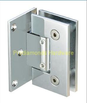 Adjustable Wall Mount Offset Back plate hinge