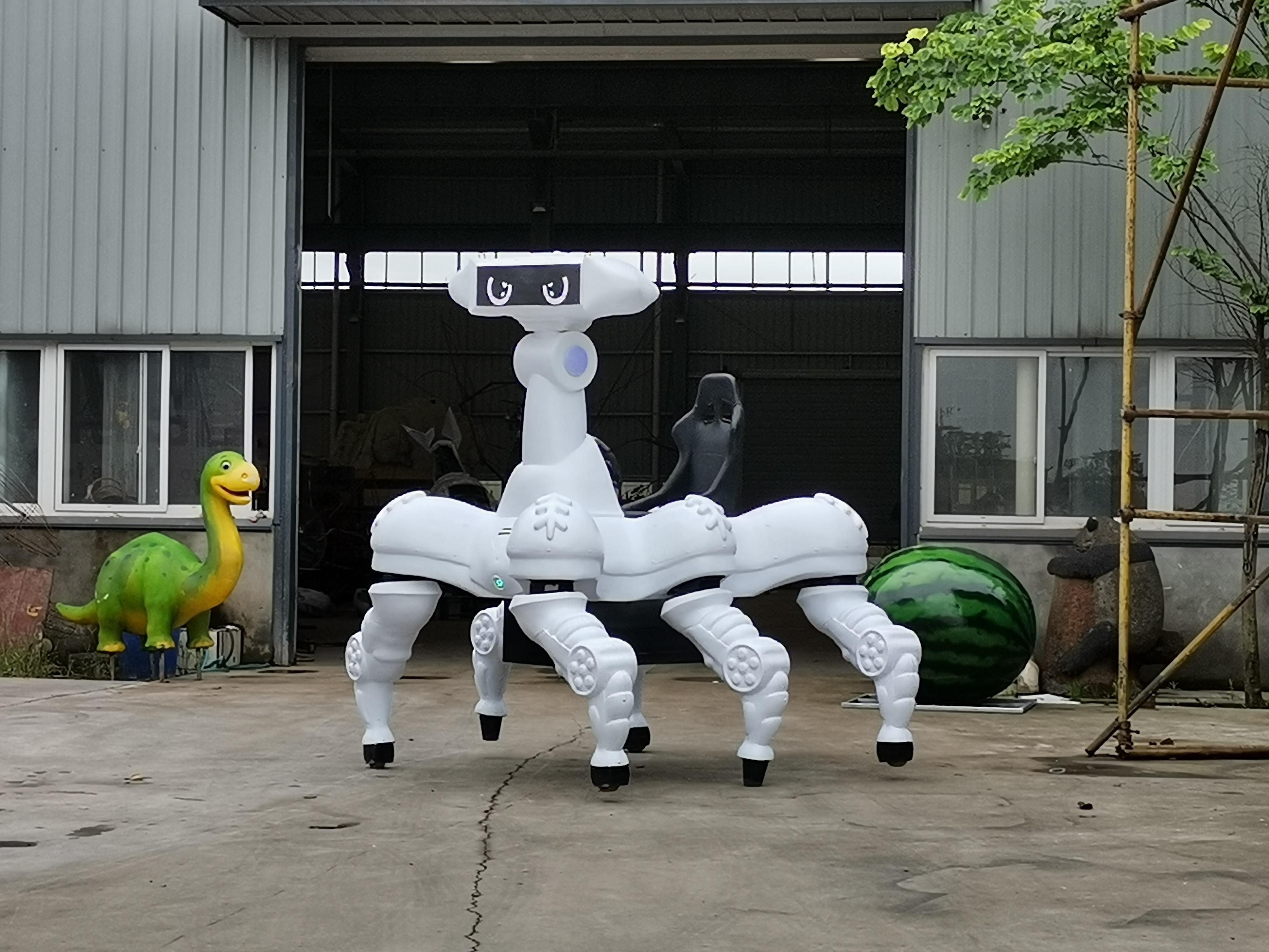 六脚机器人