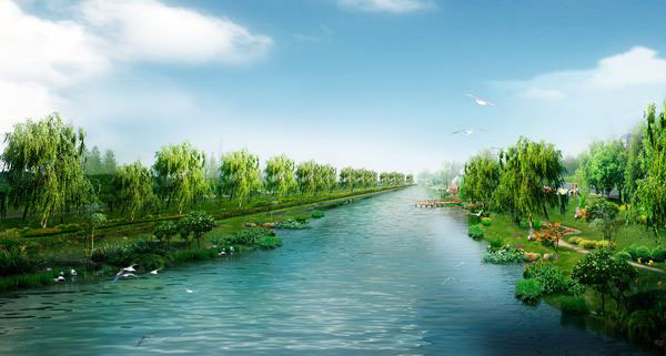 牟平區河道整治項目