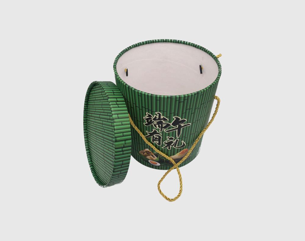 禮品紙罐圓筒包裝