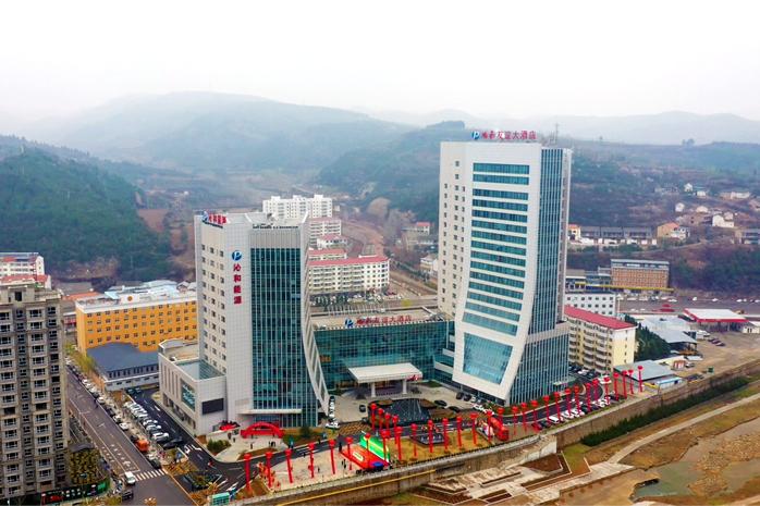 热烈祝贺鹏飞沁和入驻沁水大县城