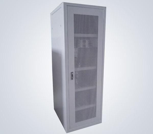 【匯利制造】新款定制網孔門UPS蓄電池柜A018-02