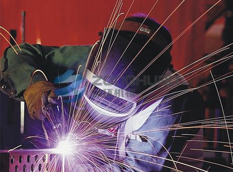 手工電弧焊接
