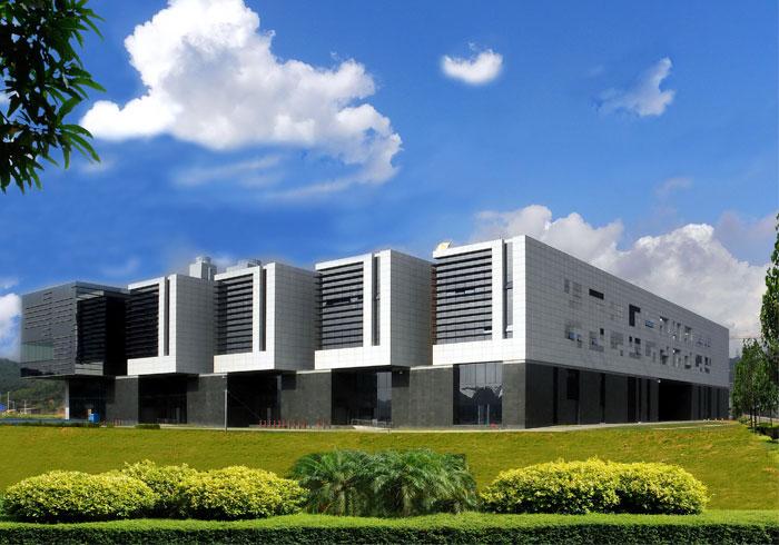 《大运新闻中心》--第三项中国建筑工程鲁班奖