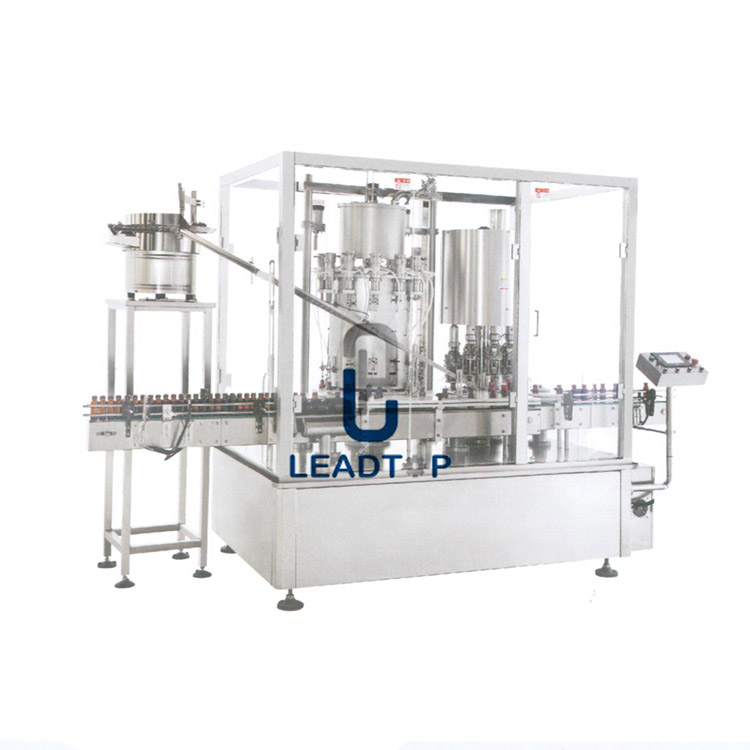 YG12/8 Series Rotary Liquid Filling and Capping Monobloc
