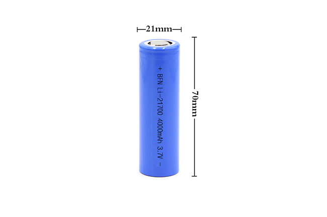BFN 21700 4000mAh 3.7V 中倍率高容量電池/電動車電池