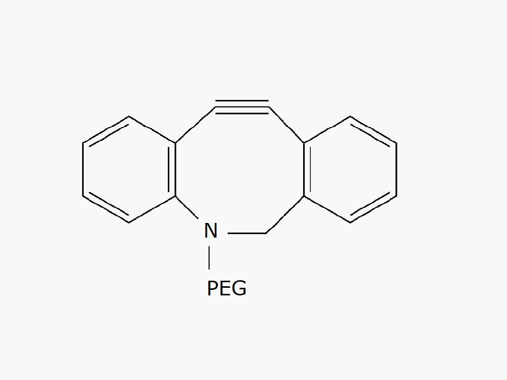 客戶訂制合成產品- 聚乙二醇環辛炔衍生物