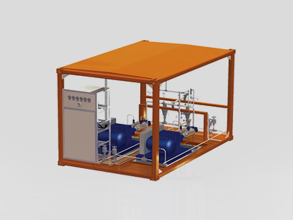 LCNG低温柱塞泵橇