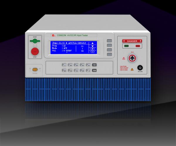 程控絕緣耐壓測試儀CS9922M