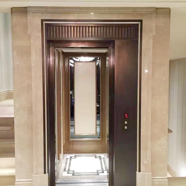 家用電梯裝修設計的注意事項