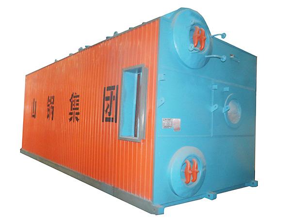 SZS系列蒸汽锅炉