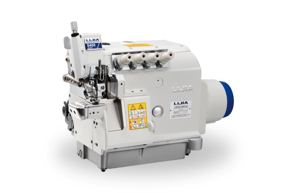 L8400D 直驱超高速筒式包缝机系列