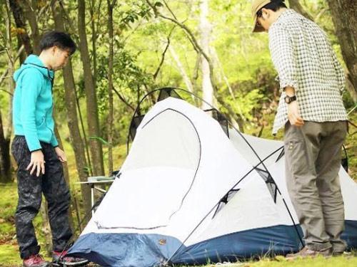 戶外野營:搭建帳篷的小知識,以及常見問題與解決辦法