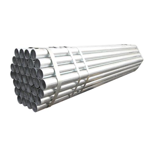Hot Dip Galvanized Round Steel Pipe