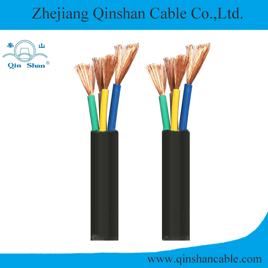 4 Core Copper Conductor PVC Insulated and Sheathed Flexible Electrical Cable