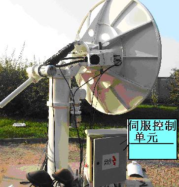 2.4米卫星通信天线