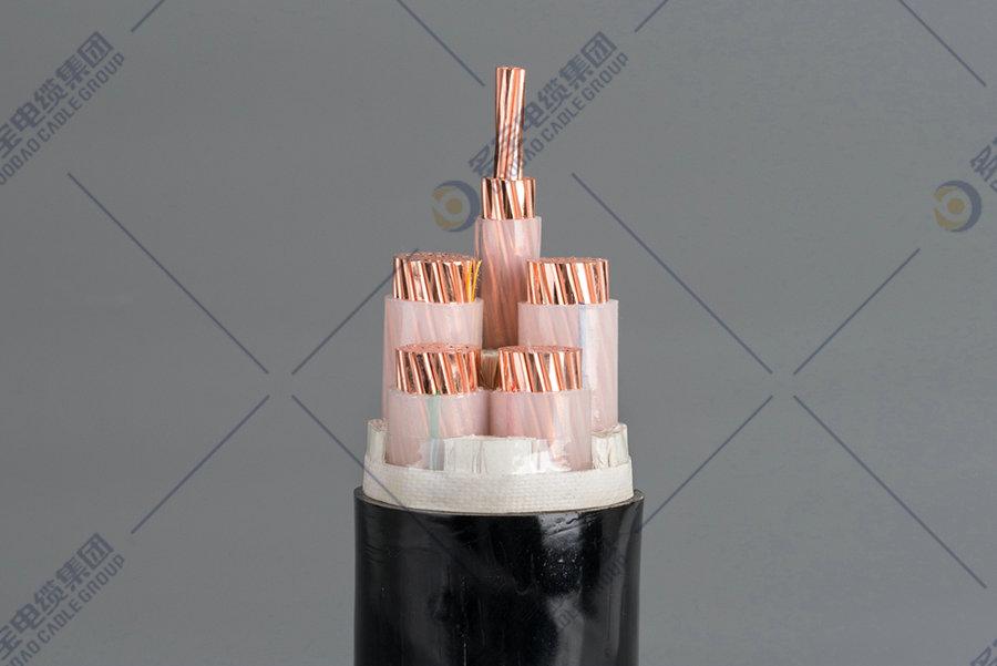 防鼠1級和防白蟻1級銅芯交聯聚乙烯絕緣聚氯乙烯護套鋼帶鎧裝電力電纜