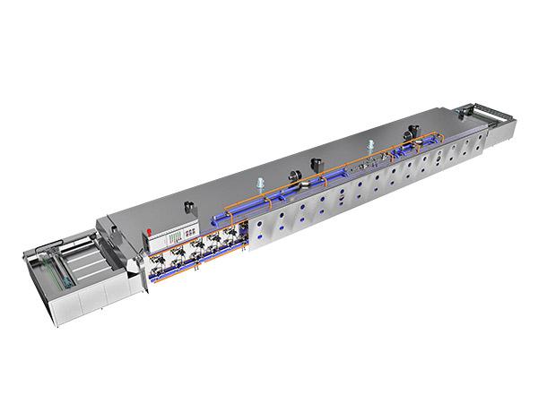 鏈板式隧道爐