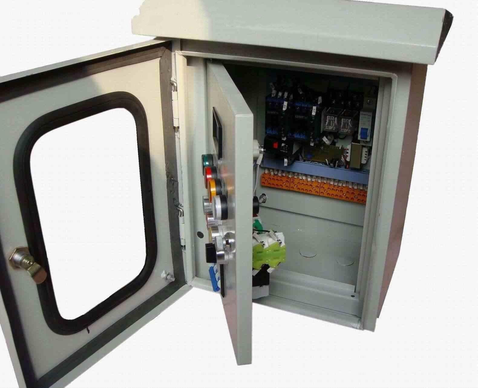 雨水收集系統控制柜