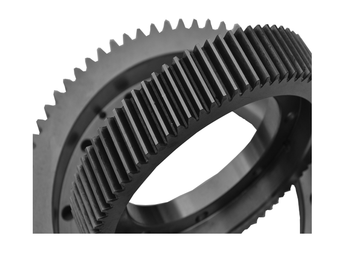 High precision gearing parts