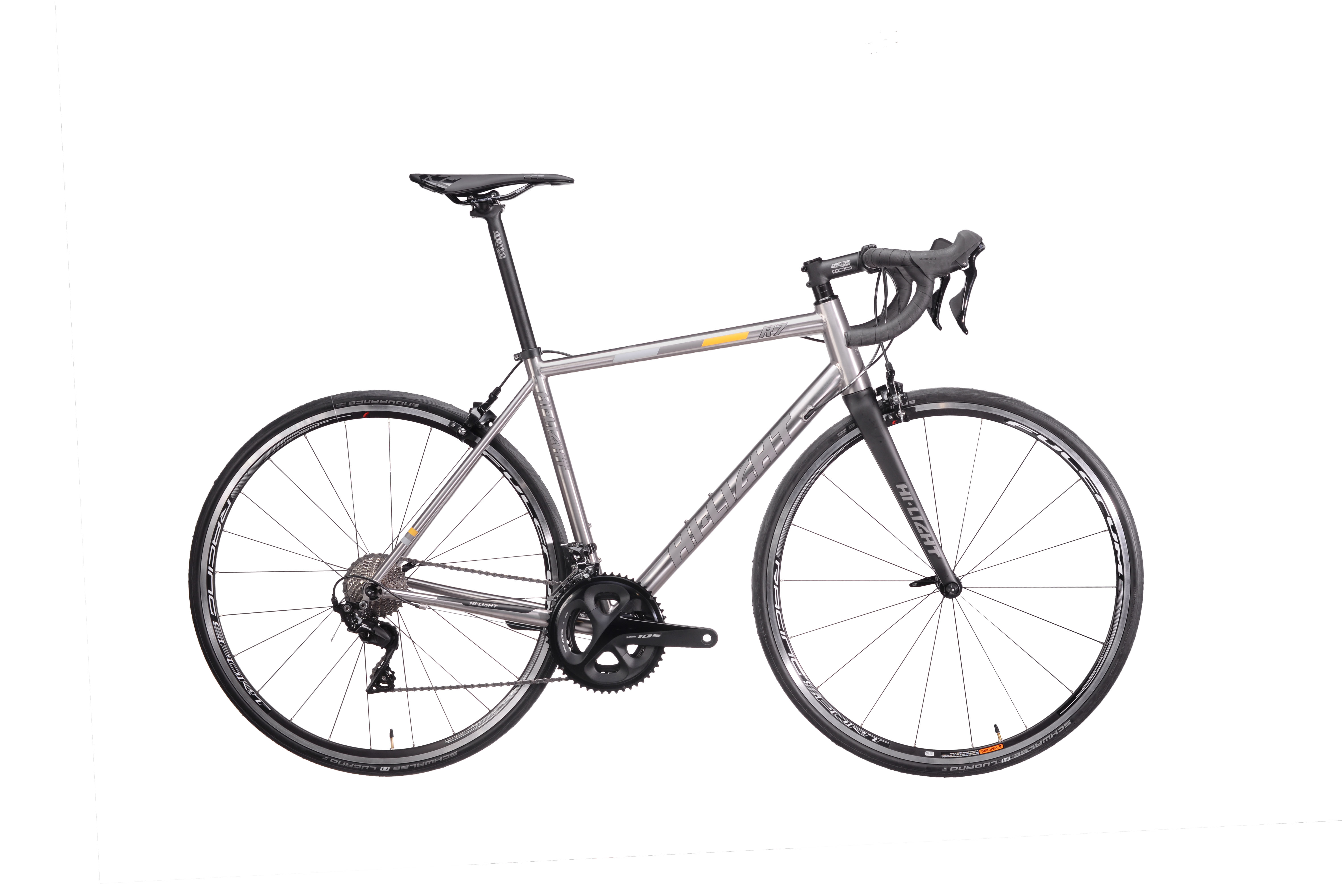 R7 TITANIUM ROAD BIKE