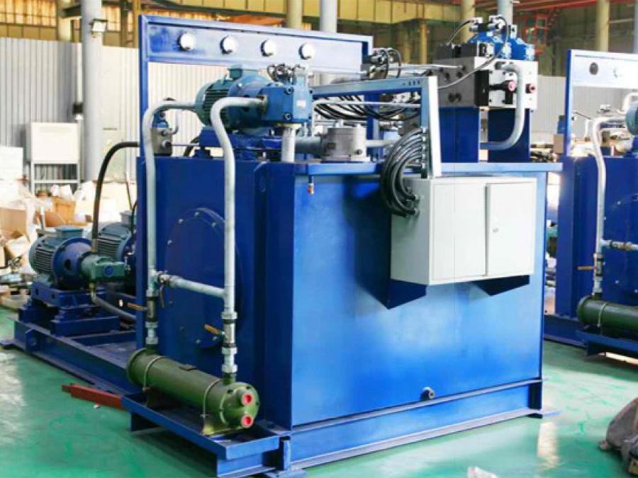 新余鋼廠雙步進梁熱處理爐