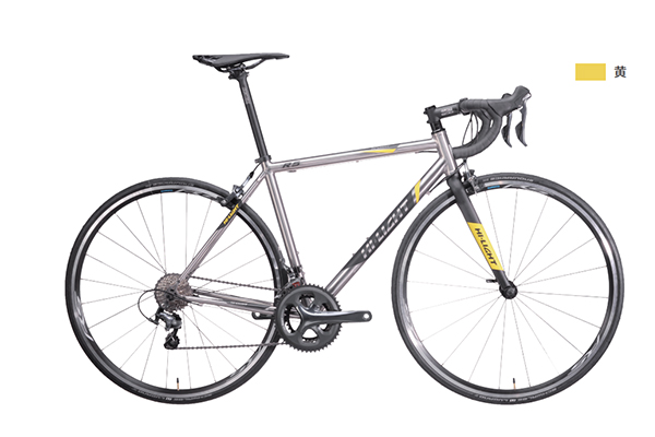 R5 TITANIUM ROAD BIKE