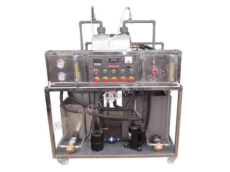 制冷壓縮機性能實驗臺