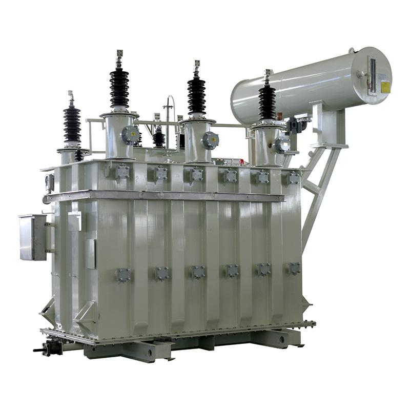 35KV級 三相液浸式電力變壓器